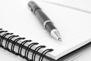 writing_notebook pen